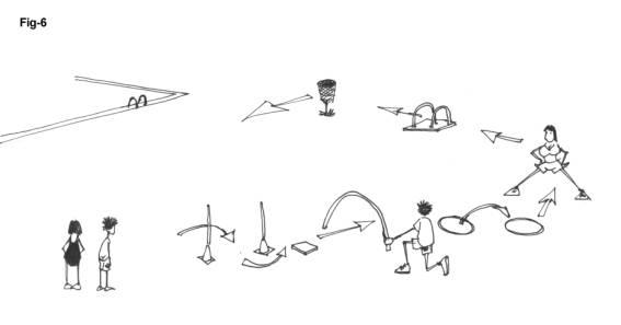 Circuito Juegos Para Niños : La enseñanza de natación a través del juego y